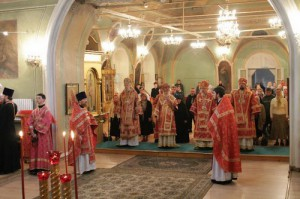 Праздник святых равноапостольных Мефодия и Кирилла