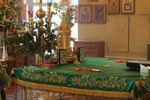 Праздник Святой Троицы. 23 июня 2013 г.