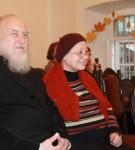 5. Наши дорогие отец Геннадий и матушка Ксения