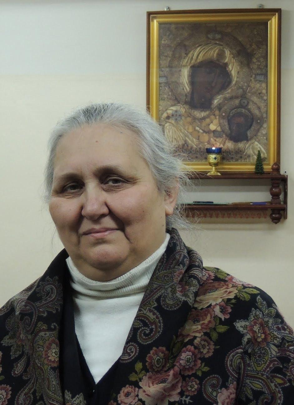 Ольга Николаевна Путятина