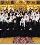 В сентябре 1998 года открыта Московская регентско-певческая семинария