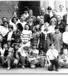 В 1990 г. открыта Воскресная школа