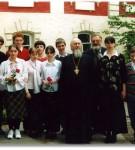 Выпуск Воскресной школы, 2003 г.