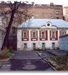 3 ноября 1999 г. передан настоятельский корпус
