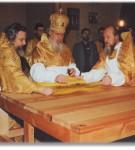 14 января 1998 года Богоявленский престол был освящен Святейшим Патриархом Алексием II