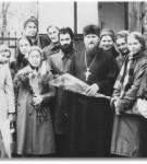 16 октября 1990 г. настоятелем храма назначен прот. Геннадий Нефедов